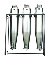 Stainless Steel Percolation Tank for Pharmaceutical, Food and Chemical Industries