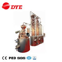 DYE 300l distillation equipment still whisky Stainless Steel Moonshine Pot Still alcohol distillation equipment distillery