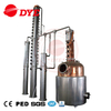 100 Gallons- 500 Gallons Multi-functional Vodka Gin Distilling Equipment with Vodka Spirits Columns
