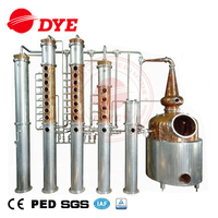 Commercial Distilling System Vodka Still Equipment for Sale