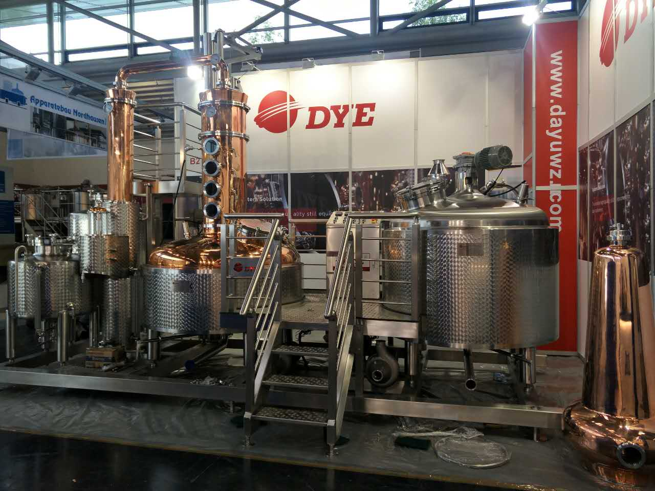 Drinktec 2017 World's Leading Trade Fair for Beverage and Liquid Food Industry