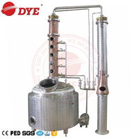 DYE-H 500L commercial whisky brandy still for sale