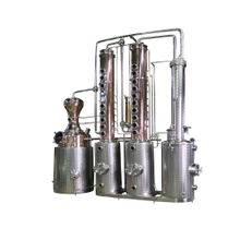 Suppliers Vodka Whisky Making Machine Distiller Acohol Distillation Equipment