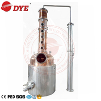 DYE-H 500L whisky,brandy distillation equipment