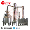 Micro Gin still Equipment Whisky Column Distillation Machine for Sale