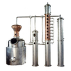 500L Alcohol Distillery Equipment Copper Distillation Column Gin Still for Sale