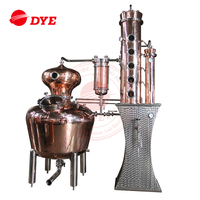 Commercial Stainless Steel Gin Still Distillation Machine