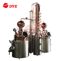 Micro Home Copper Stills Vodka Whisky Distillery Equipment