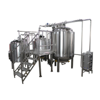 500L commercail brewery equipment for sale
